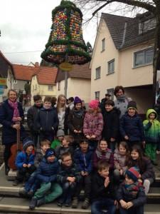 Osterglocke Rambach